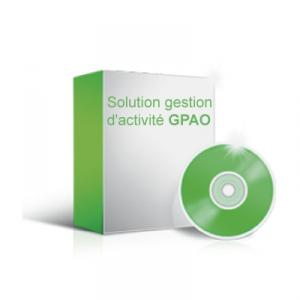 Solution gestion d'activité GPAO