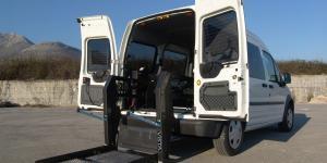 Auto transport pour handicapés
