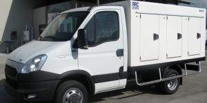 Camions frigorifiques