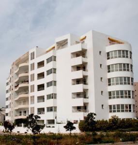 Projet réalisé :Immeuble mirabella  MENZAH 7B.