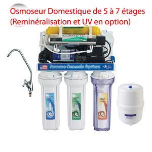 Osmoseur domestique
