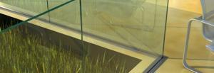 Séparation vitrée