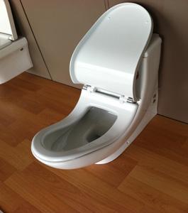 Cuvette monobloc WC HEALTH