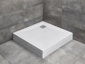 Receveurs de douche forme carré
