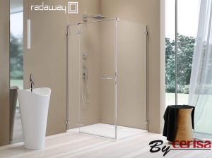 Cabine de douche forme carré
