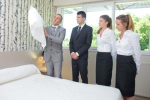 Vêtements pour l'hôtellerie