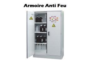 Armoire anti feu