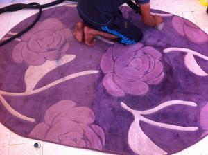 Nettoyage des tapis et moquette