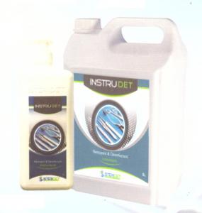 Nettoyant et désinfectant instruments : InstruDET