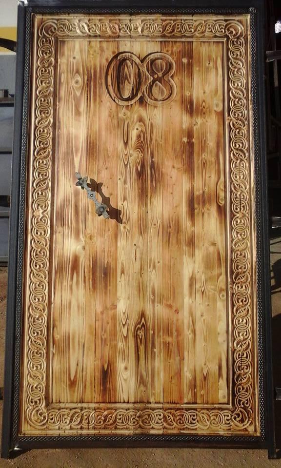 Décoration des portes