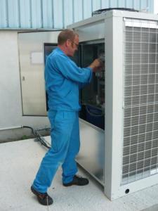 Maintenance de système de climatisation