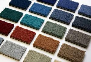 Moquette textile