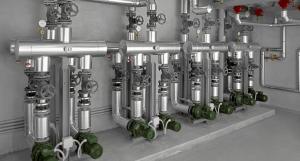 Installation fluide
