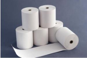 Rouleaux de caisse papier thermique