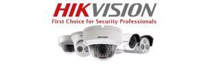 Caméra de surveillance Hikvision
