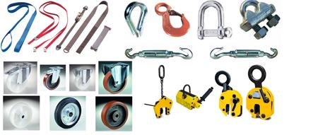 Accessoires de levage et manutention