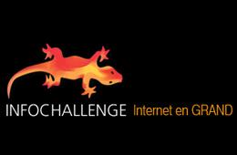 INFOCHALLENGE Obtient le Lynx d'OR aux Dubaï Advertising Awards dans la catégorie Interactive.