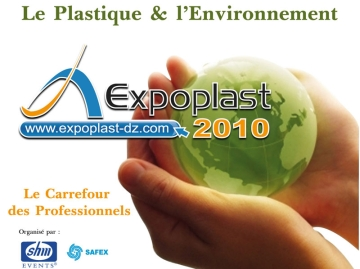 EXPOPLAST 2010 : Salon International de l'Industrie du Plastique & du Caoutchouc