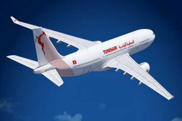 Tunisair: Le premier vol long courrier reliant Tunis à Conakry