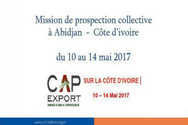 Mission de prospection collective à Abidjan
