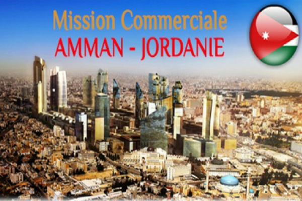 Mission commerciale en Jordanie