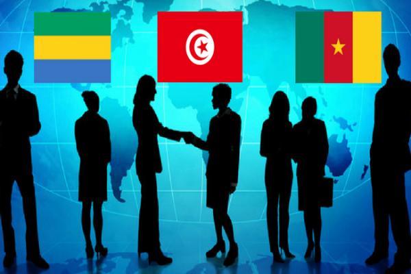 Mission multisectorielle d'hommes d'affaires tunisiens au Cameroun et au Gabon