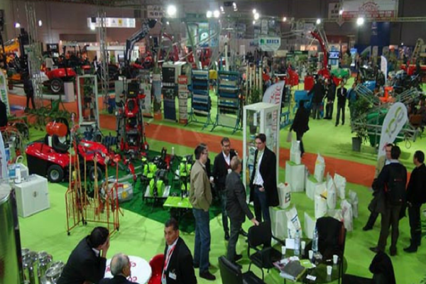 Salon International de l'Agriculture du Machinisme Agricole et de la Pêche