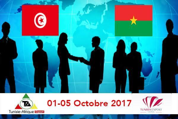 Mission de Prospection Multi-sectorielle au Burkina Faso