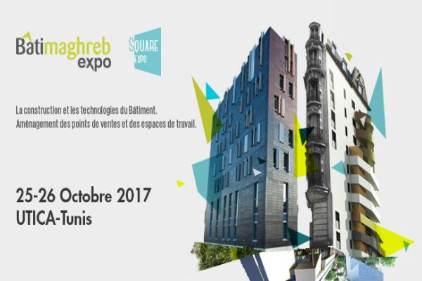 Batimaghreb expo et Square Expo