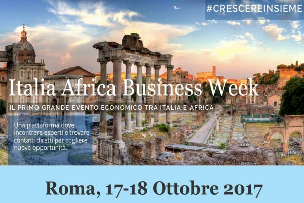 Italie Afrique Business Week (IABW)