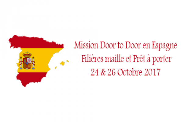 Mission Door–to–Door en Espagne