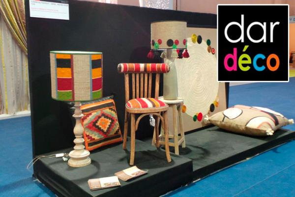 Dardeco Tunis  2017 : Salon de la décoration et du design