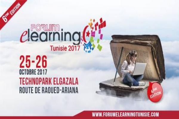 6ème Edition | Forum E-learning Tunisie