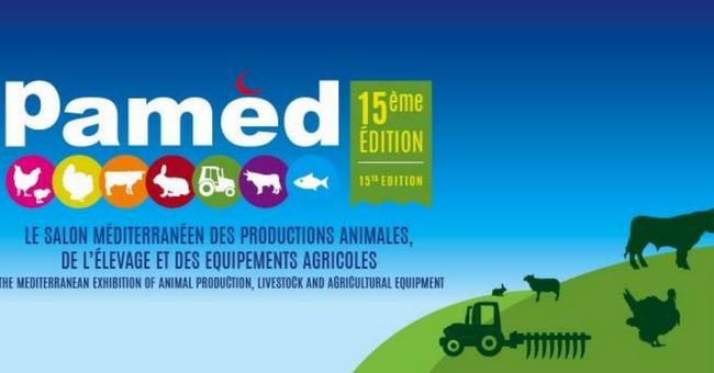 Pamed : Salon Méditerranéen de la Production Animale et des Produits Agricoles