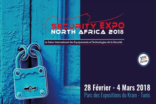 SECURITY EXPO North Africa 2018, 3ème Edition