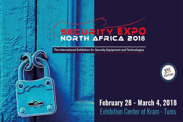 SECURITY EXPO North Africa 2018, 3rdEdition