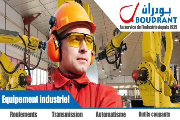Equipement industriel  BOUDRANT
