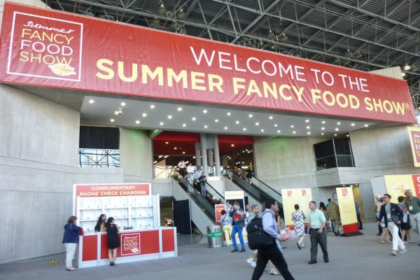 Salon de l'Agroalimentaire « SUMMER FANCY FOOD SHOW 2018 »