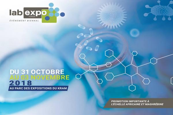 LAB EXPO 2018 : Salon International des Laboratoires