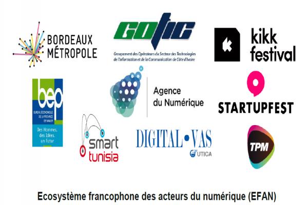 TPM  et les acteurs francophones du numérique signent une charte EFAN à VivaTech