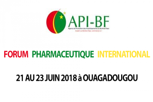 La 19ème édition du Forum Pharmaceutique International (FPI)