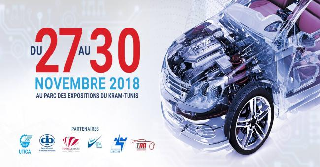 Salon International des Composants et Pièces de Rechange Tunisia Automotive