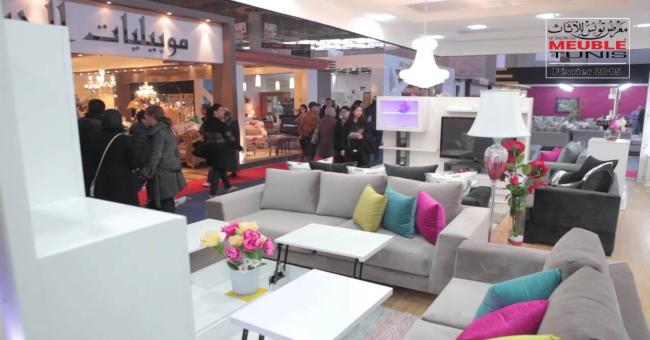 SALON DU MEUBLE DE TUNIS 2019