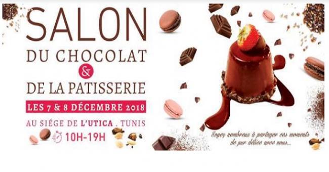 Salon du chocolat et de la pâtisserie débarque