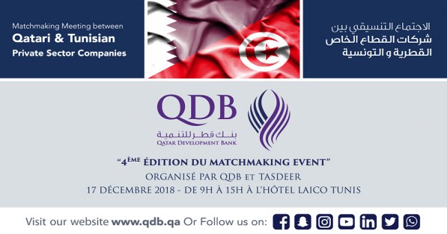 Tunisia Matchmaking Event by QDB-Tasdeer
