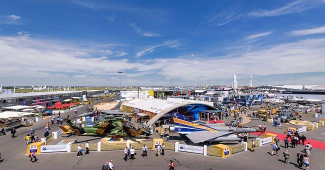 Salon International de l'Aéronautique et de l'Espace