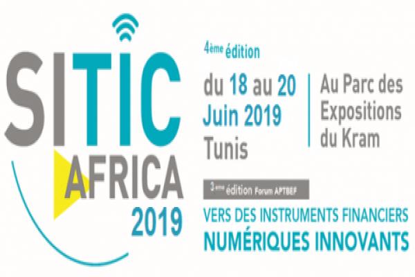 SALON INTERNATIONAL DU NUMÉRIQUE DÉDIÉ A L'AFRIQUE, SITIC AFRICA 2019