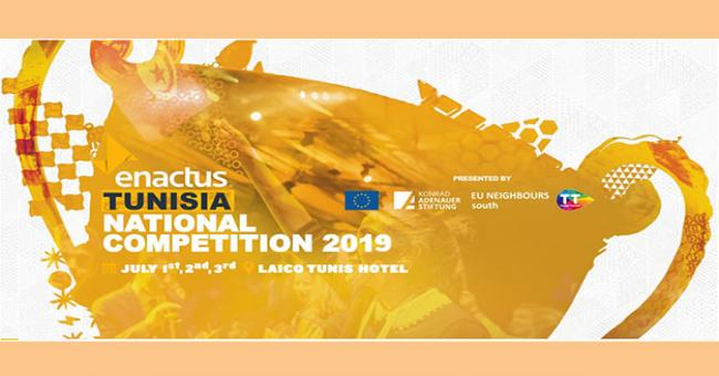 Enactus Tunisia National Competition