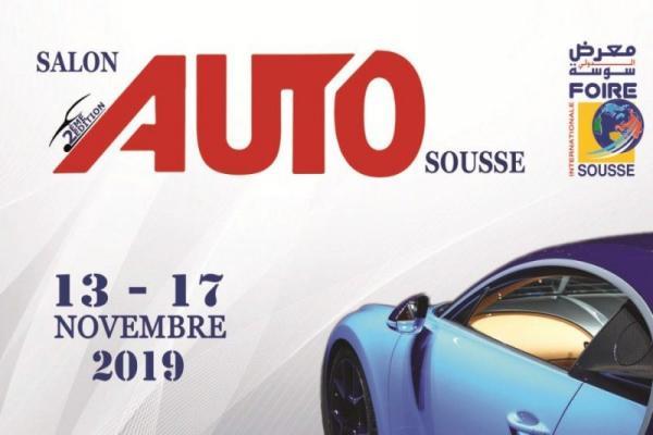 Auto Expo Sousse 2019
