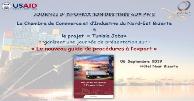 JOURNÉE D'INFORMATION DESTINÉE AUX PME